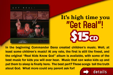 Real Kids Know God CD